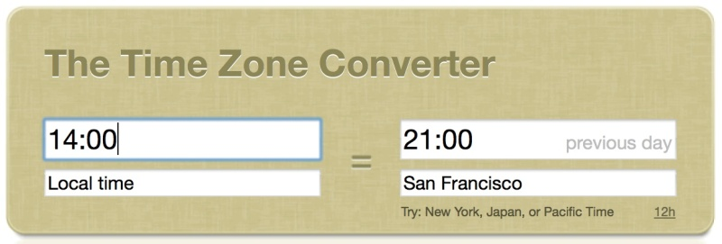 The_Time_Zone_Converter